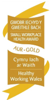 Healthy Working Wales Gold